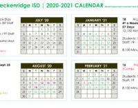 Breckenridge ISD gears up for new school year, which will start on Aug. 19