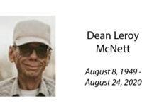 Dean Leroy McNett