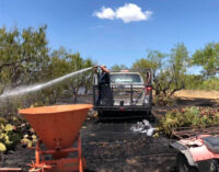 County-wide burn ban extended for 90 days as extreme dry conditions continue to plague area