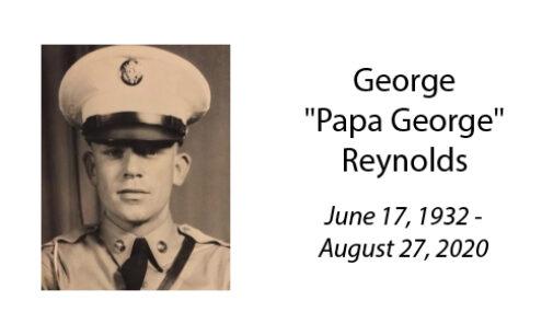 George 'Papa George' Reynolds
