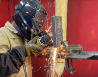 Breckenridge's TSTC program offers career advice, as well as hand-on welding instruction