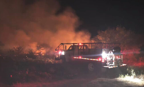 Stephens County citizens supply support as area and state firefighters battle blazes