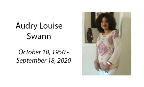 Audry Louise Swann