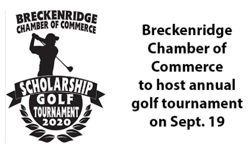 Chamber reschedules annual Scholarship Golf Tournament for Sept. 19