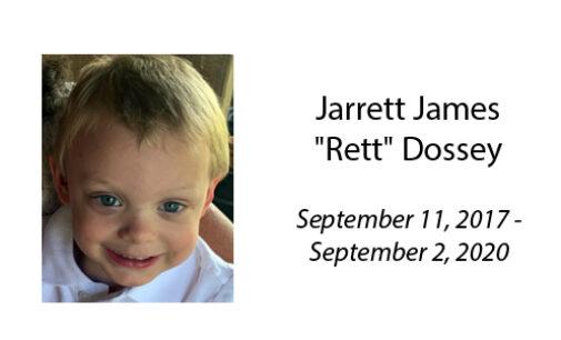 Jarrett James 'Rett' Dossey