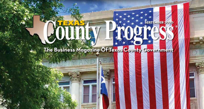 Stephens County featured in 'Texas County Progress' magazine