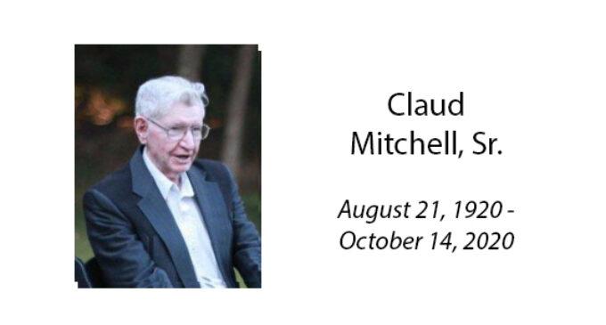 Claud Mitchell, Sr.