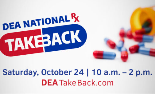 Breckenridge police to take back unwanted prescription drugs Oct. 24 at Trade Days Pavilion
