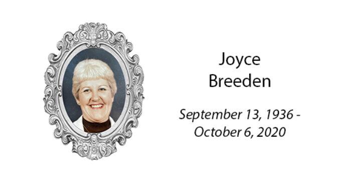 Joyce Breeden