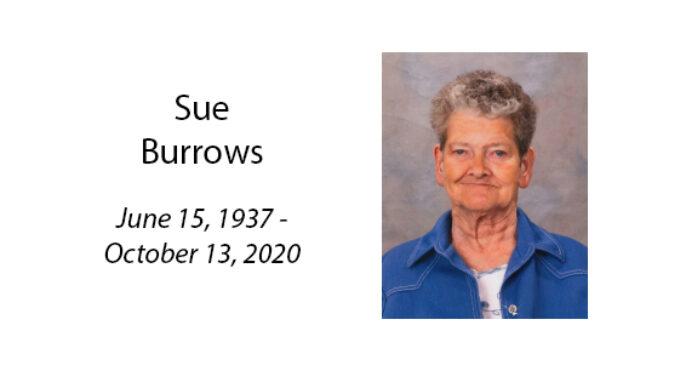 Sue Burrows