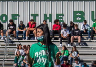 BHS 2020 Homecoming Pep Rally in pictures