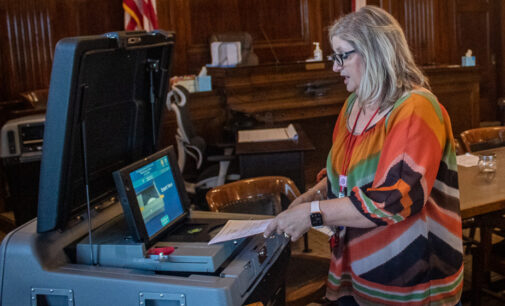Stephens County to use new, more secure ballot boxes for upcoming election