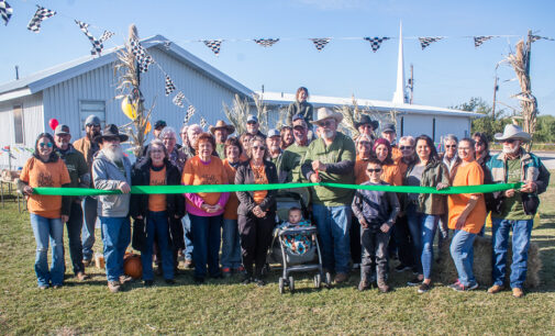 Ridge Cowboy Church at Lakeside holds ribbon cutting