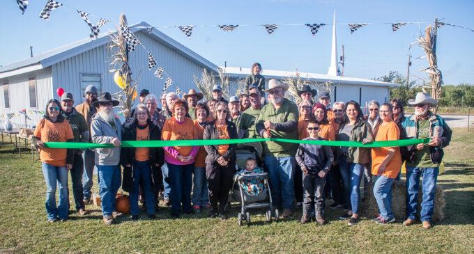 Ridge Cowboy Church at Lakeside holds ribbon cutting