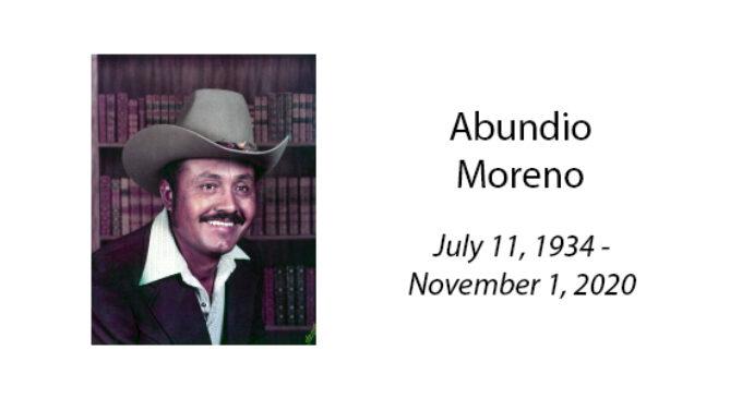 Abundio Moreno
