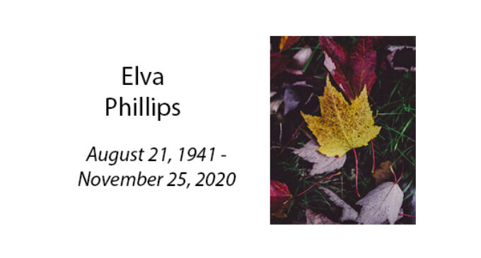 Elva Phillips