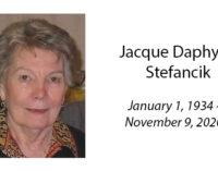 Jacque Daphyne Stefancik