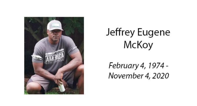 Jeffrey Eugene McKoy