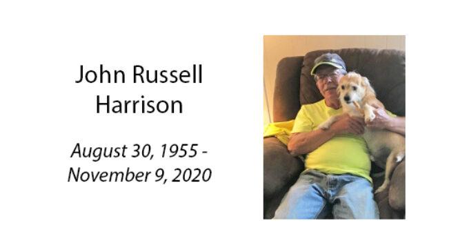 John Russell Harrison