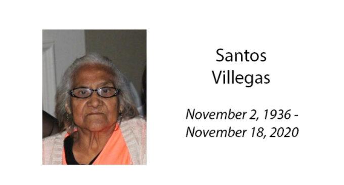 Santos Villegas