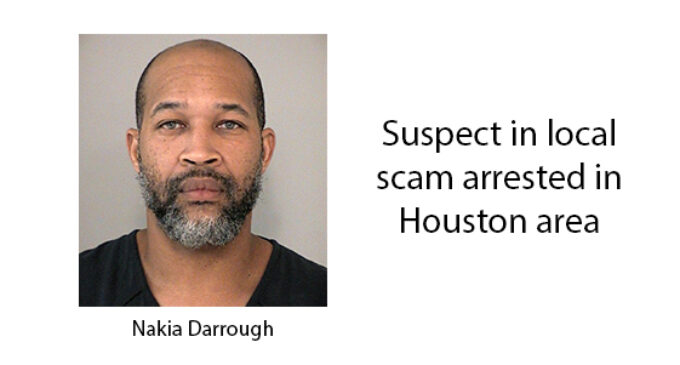 Stephens County investigation leads to arrest of scam suspect