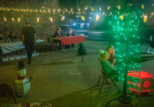 2020 Christmas Tree lighting, Mingle and Jingle in pictures