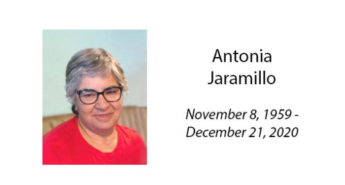 Antonia Jaramillo