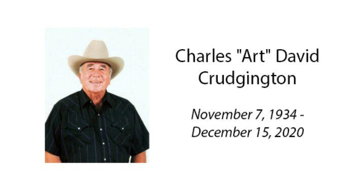 Charles 'Art' David Crudgington