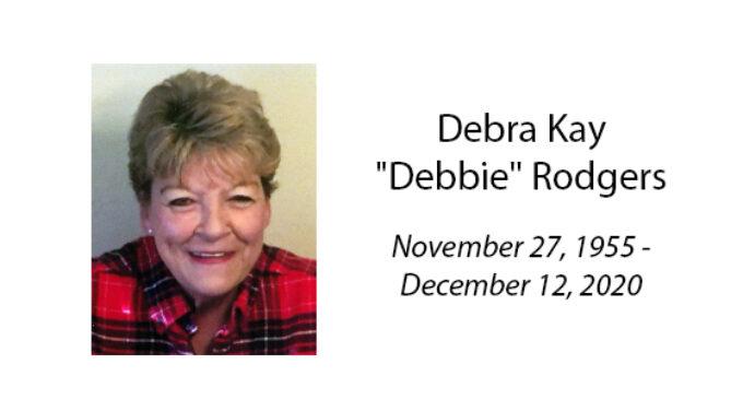 Debra Kay 'Debbie' Rodgers