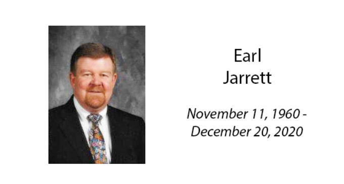 Earl Jarrett