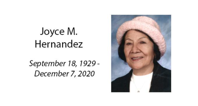 Joyce M. Hernandez
