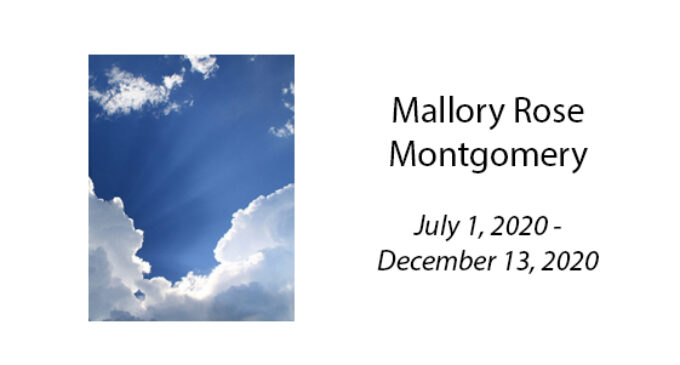 Mallory Rose Montgomery