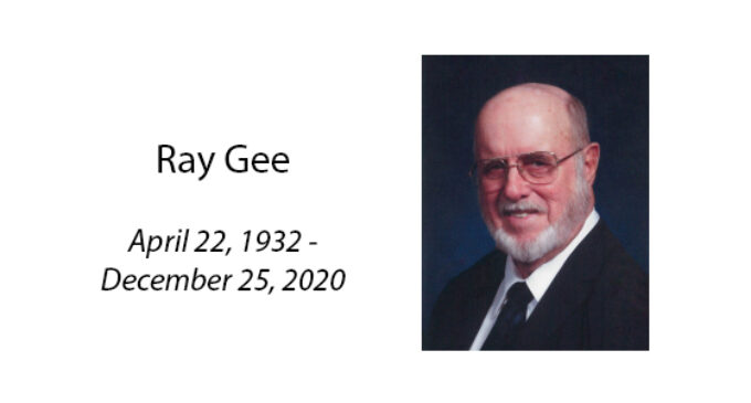 Ray Gee