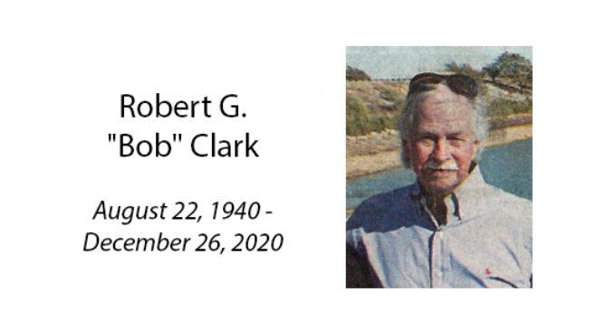 Robert G. 'Bob' Clark