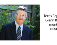 After attending Texas Legislature's 'freshman orientation,' Glenn Rogers discusses Capitol history