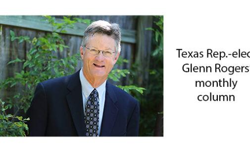 After attending Texas Legislature's 'freshman orientation,' Glenn Rogers discusses Capitol history