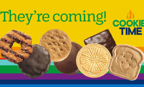 It's Thin Mints time: Local Girl Scouts selling cookies now through March 7