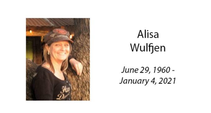 Alisa Wulfjen
