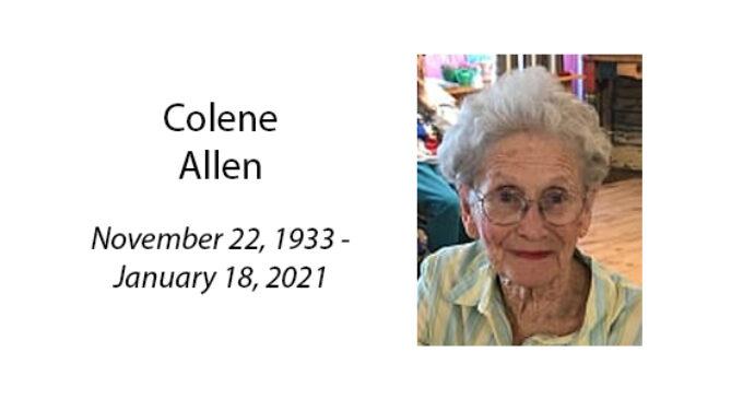 Colene Allen