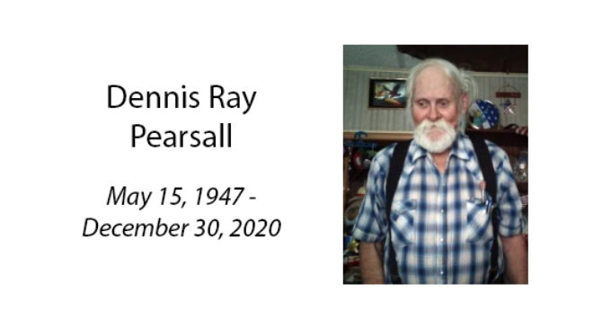 Dennis Ray Pearsall
