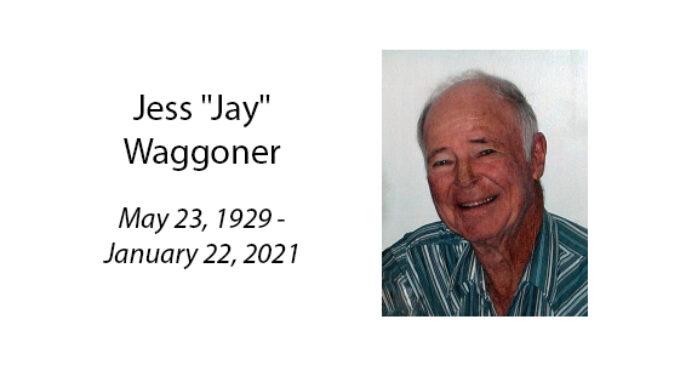 Jess 'Jay' Waggoner