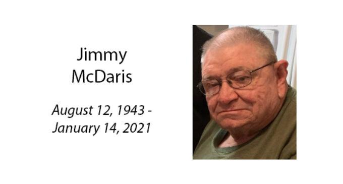 Jimmy McDaris
