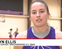 BHS graduate Kaitlyn Ellis named Player of the Week by American Southwest Conference