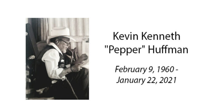 Kevin Kenneth 'Pepper' Huffman