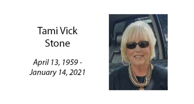 Tami Vick Stone