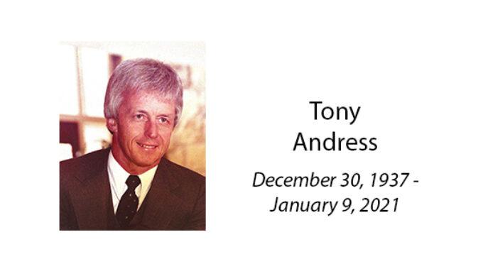 Tony Andress