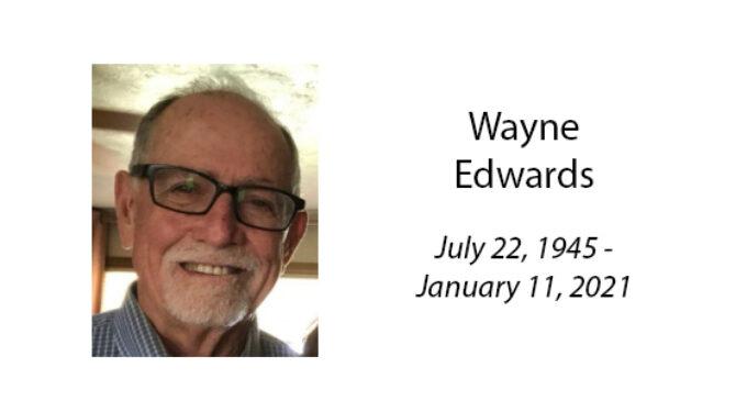 Wayne Edwards