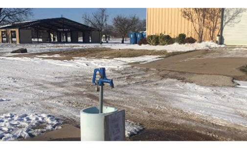 Updates on water, trash service in Breckenridge, Stephens County