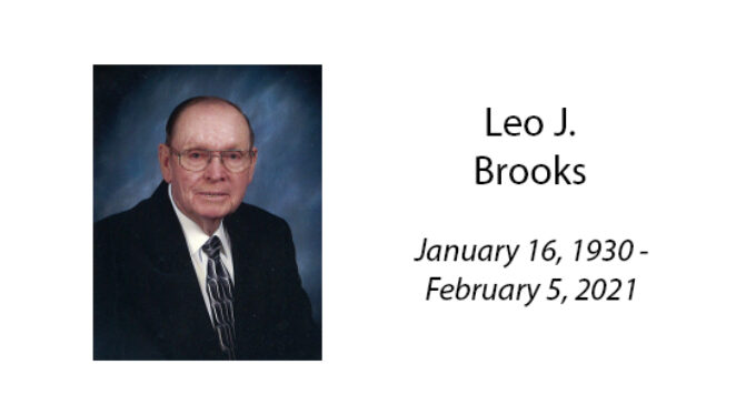 Leo J. Brooks