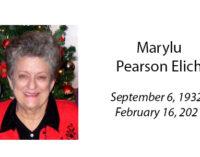 Marylu Pearson Elich